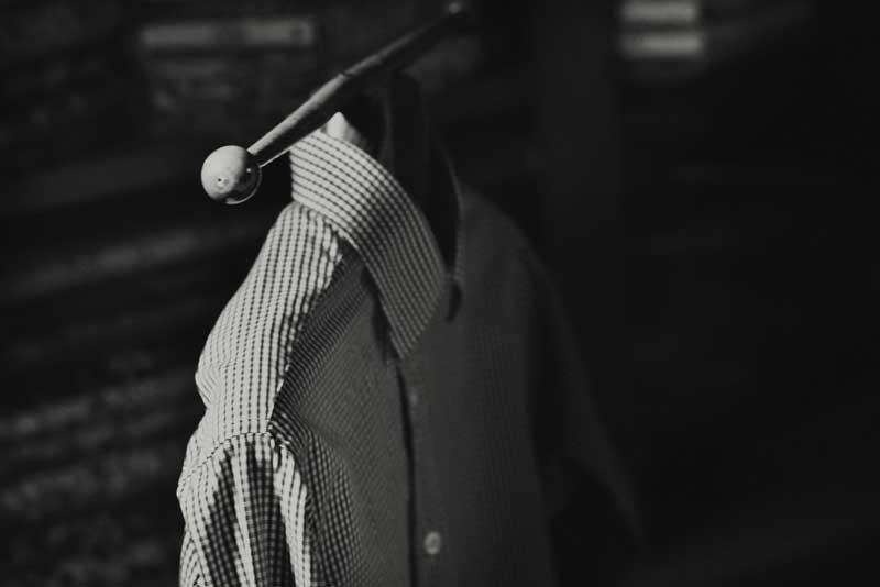 hanged_shirt_bw