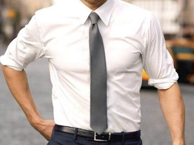 μήκος γραβάτας